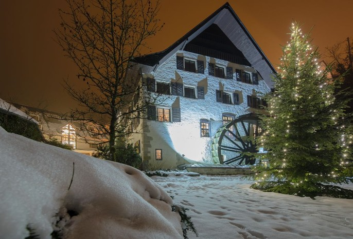Blumenfeld ,Bibermühle - Photo Bruno Sternegg